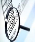 Luận văn: Cơ sở dẫn liệu trong kiểm toán BCTC và các cơ sở dẫn liệu trong phương pháp kiểm toán cơ bản và tuân thủ