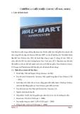 Chuối cung ứng của WAL - MART