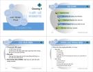 Bài Giảng Lập Trình Web -Chương 2: Thiết kế Website