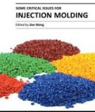 SOME CRITICAL ISSUES FOR INJECTION MOLDING