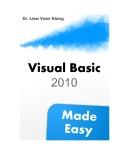 Visual Basic 2010