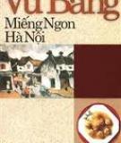 Miếng ngon ở Hà Nội