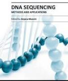 THE DNA SEQUENCING – METHODS AND APPLICATIONS