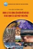 TÀI LIỆU HƯỚNG DẪN ĐÁNH GIÁ TÁC ĐỘNG CỦA BIẾN ĐỔI KHÍ HẬU VÀ XÁC ĐỊNH CÁC GIẢI PHÁP THÍCH ỨNG
