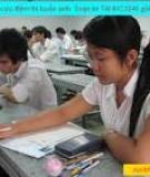 Bí quyết giảm áp lực khi đối mặt với kỳ thi quan trọng