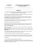 Thông tư Số: 122/2012/TT-BTC QUY ĐỊNH VIỆC QUẢN LÝ ĐỐI VỚI CÁC LOẠI TÀI SẢN QUÝ HIẾM VÀ GIẤY TỜ CÓ GIÁ DO KHO BẠC NHÀ NƯỚC NHẬN GỬI VÀ BẢO QUẢN