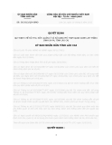 Quyết định Số: 39/2012/QĐ-UBND QUY ĐỊNH CHẾ ĐỘ THU, NỘP, QUẢN LÝ VÀ SỬ DỤNG PHÍ THAM QUAN DANH LAM THẮNG CẢNH SA PA, TỈNH LÀO CAI