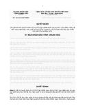 Quyết định Số: 25/2012/QĐ-UBND VỀ VIỆC BÃI BỎ QUYẾT ĐỊNH SỐ 62/2007/QĐ-UBND NGÀY 08/10/2007 CỦA UBND TỈNH VỀ VIỆC QUY ĐỊNH MỨC THU, CHẾ ĐỘ THU, NỘP, QUẢN LÝ VÀ SỬ DỤNG PHÍ ĐẤU GIÁ TRÊN ĐỊA BÀN TỈNH KHÁNH HÒA.