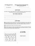 Quyết định Số: 950/QĐ-TTg BAN HÀNH CHƯƠNG TRÌNH HÀNH ĐỘNG THỰC HIỆN CHIẾN LƯỢC XUẤT NHẬP KHẨU HÀNG HÓA THỜI KỲ 2011-2020, ĐỊNH HƯỚNG ĐẾN NĂM 2030