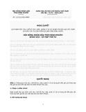 Ngfhị quyết Số: 12/2012/NQ-HĐND QUY ĐỊNH MỨC THU, CHẾ ĐỘ THU, NỘP, QUẢN LÝ VÀ SỬ DỤNG PHÍ ĐẤU GIÁ, PHÍ THAM GIA ĐẤU GIÁ TÀI SẢN TRÊN ĐỊA BÀN TỈNH BÌNH PHƯỚC
