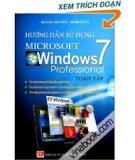 Windows 7 Toàn tập