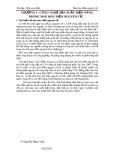Bài tập : Nhà máy điện  Nhà máy điện nguyên tử