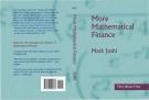 More Mathematical Finance