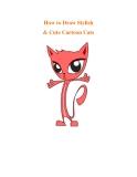 How to Draw Stylish & Cute Cartoon Cats