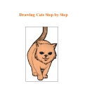 Drawing Cats Step by Step