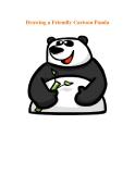 Drawing a Friendly Cartoon Panda