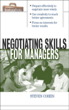 business negotiating skills for managers management mba