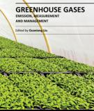 GREENHOUSE GASES – EMISSION, MEASUREMENT AND MANAGEMENT