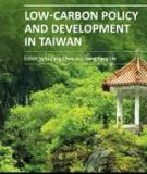 LOW-CARBON POLICY AND DEVELOPMENT IN TAIWAN
