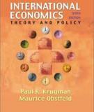 International EconomicsTheory and Policy
