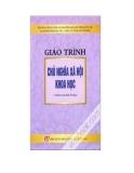 Giáo trình Chủ nghĩa xã hội khoa học - GS.TS. Đỗ Nguyên Phương, TS. Nguyễn Viết Thông