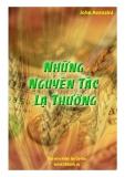 Những nguyên tắc lạ thường (Tiếng Việt)