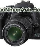 Kiến thức nhiếp ảnh - Máy quay phim EOS