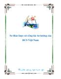 Sơ thảo lược sử công tác tư tưởng của ĐCS Việt Nam