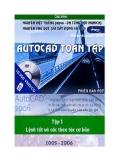 Bài giảng học về Autocad - Nguyễn Minh Đức
