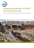 Interactions between HIV/AIDS and the Environment