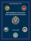 Joint Intelligence Preparation of the Operational Environment