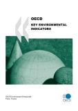 OECDKEY ENVIRONMENTAL INDICATORSOECD