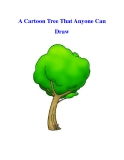 A Cartoon Tree That Anyone Can Draw