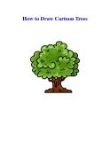 How to Draw Cartoon Trees
