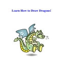 Learn How to Draw Dragons!