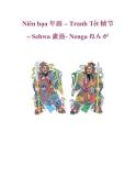 Niên họa 年画 – Tranh Tết 帧节 – Sehwa 歲画- Nenga ねんが
