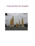 Tượng đài Dân chủ, Bangkok