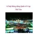 Lễ hội Băng đăng Quốc tế Cáp Nhĩ Tân