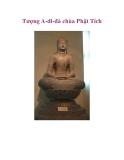 Tượng A-di-đà chùa Phật Tích