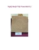 Nghệ thuật Việt Nam thời Lý