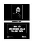 Steve Jobs Apple - Thay Đổi Cách Nghe Nhạc Của Thế Giới ( bí quyết thành công)