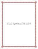 Symantec công bố 100 website bẩn năm 2009