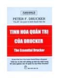 Tinh hoa quản trị kinh doanh của Drucker