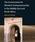 The Environment for Women's  Entrepreneurship in the Middle East  and North Africa Region