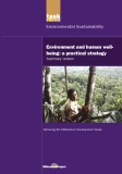 The Environment and human well - being: a practical strategy