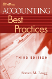 Accounting Best Practices - Steven M. Bragg