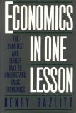 Economics in One Lesson - Henry Hazlitt on November 12, 1931