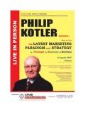 Philip kotlers speech at hcmc seminar english version