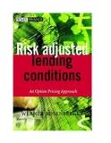 Risk-adjusted Lending Conditions - Werner Rosenberger