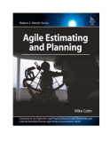 Agile Estimating and Planning - Mike  Cohn